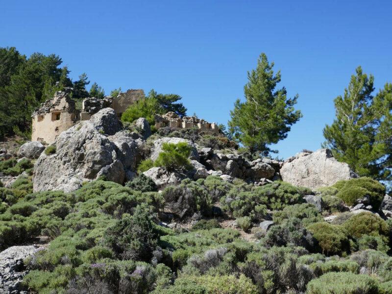 Tripiti Festung Kreta