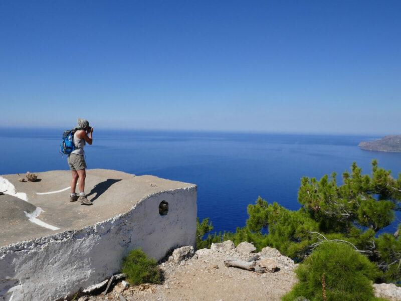 Ilias Prophet Wanderung Kreta