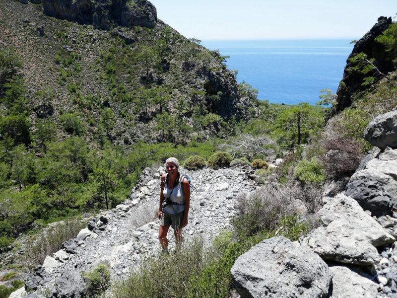 Kreta Wanderung Wandern