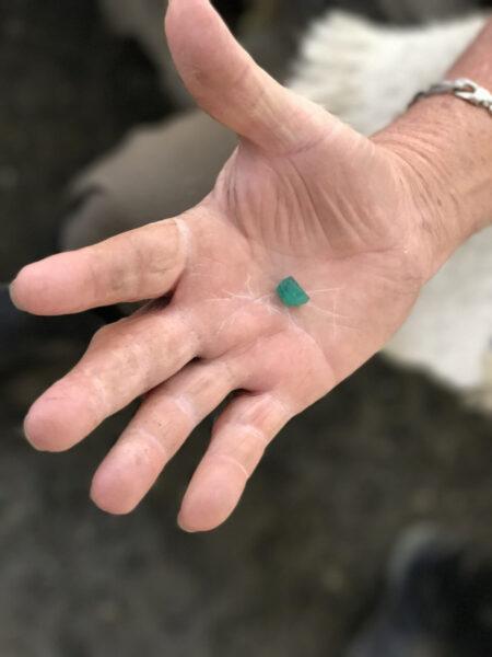 Handel Smaragde Kolumbien Chivor