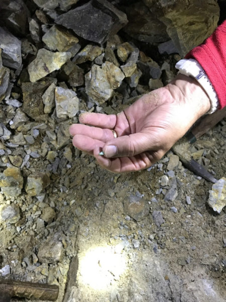 Mine Smaragde Kolumbien Chivor
