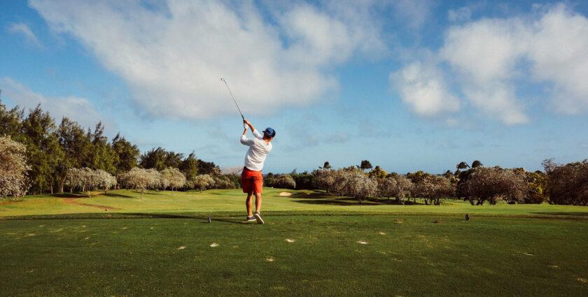 Hier spielen die Reiseprofis Golf