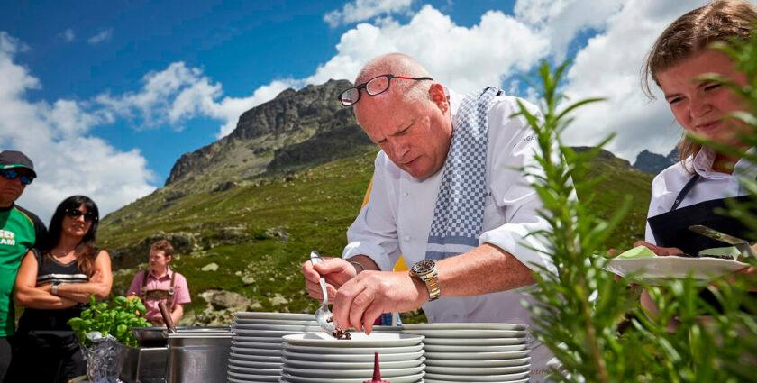 Der Kulinarische Jakobsweg in Paznaun-Ischgl – ein Erlebnis für alle Sinne