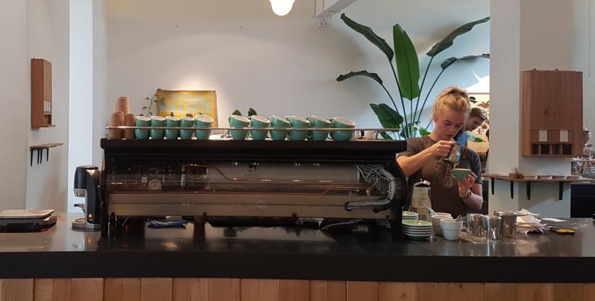 Die besten Kaffees in Amsterdam