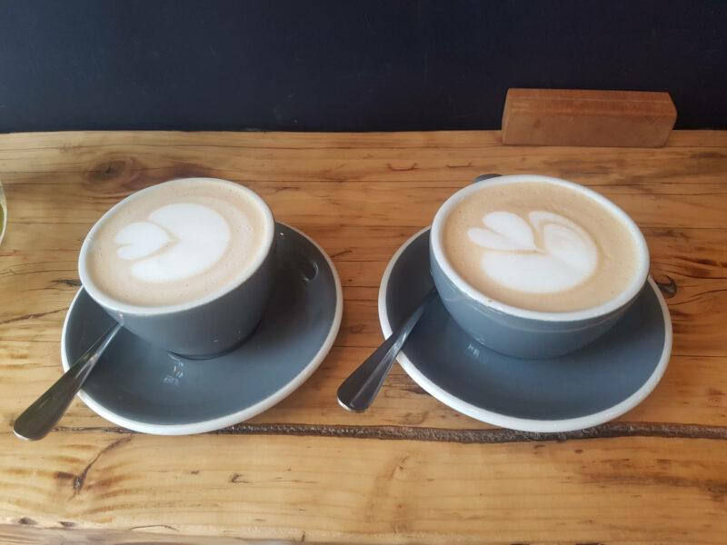Monks Coffee Roasters Amsterdam