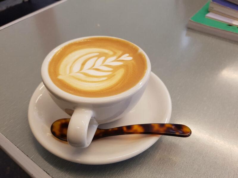 Toki Amsterdam Cappuccino