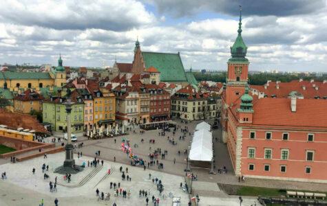 Warschau - kunterbunte Perle in Osteuropa