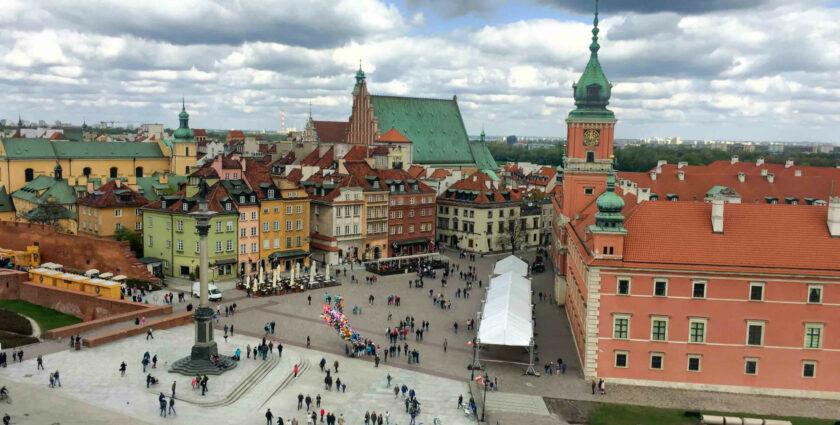 Warschau – kunterbunte Perle in Osteuropa