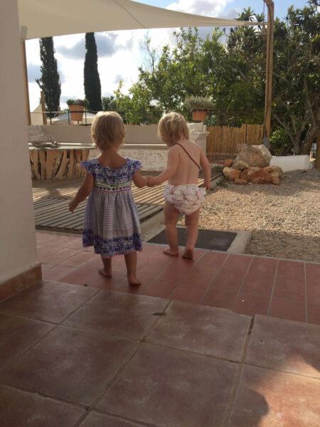Ibiza Yogaferien mit Baby