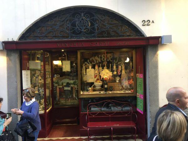 Bergamo Geschäft