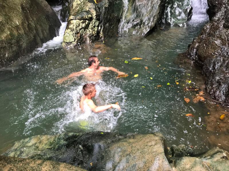 Nuqui Dschungel Kolumbien