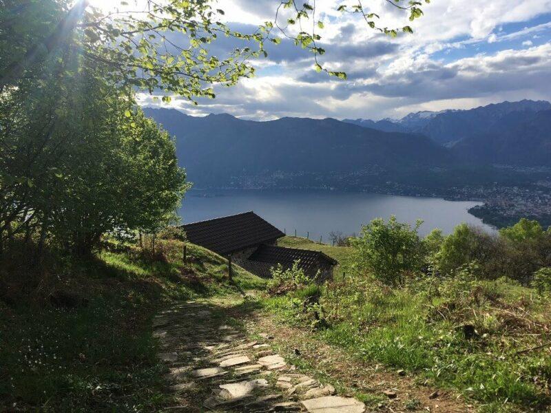 Tessin Monte Gamborogno