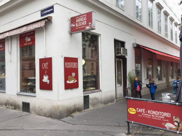 Wien Blocher Kuchen