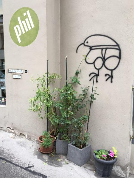 Graffiti Wien
