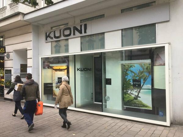 Kuoni Reisebüro Wien