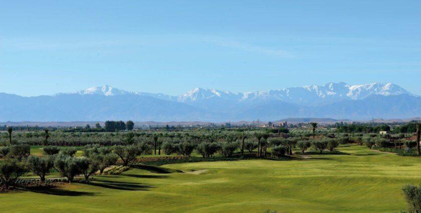 Die beliebtesten Golfplätze in Marokko
