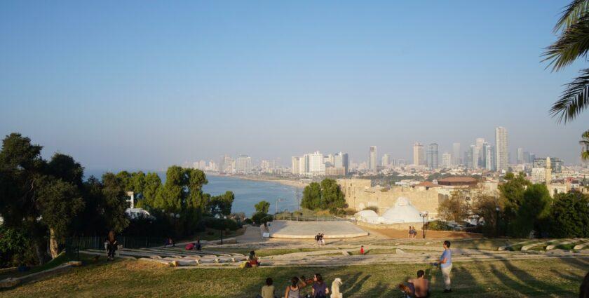 Auf Kurzbesuch in Israel
