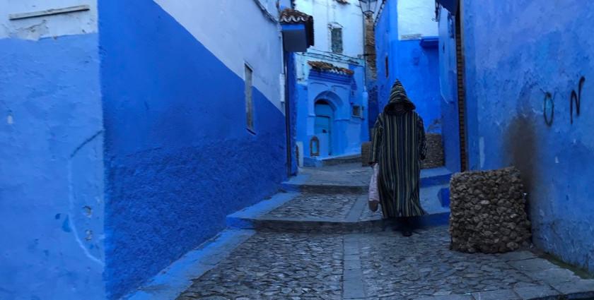 Chefchaouen – die blaue Perle Marokkos