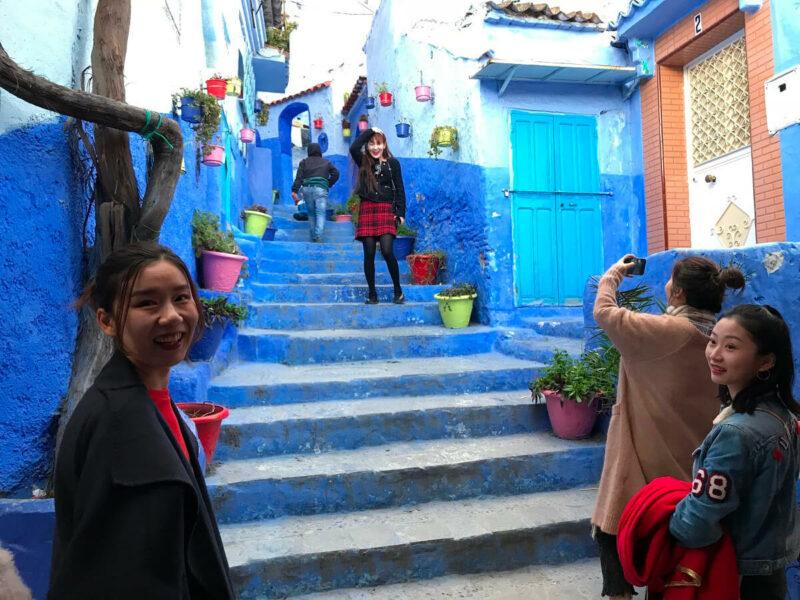 Chefchaouen Morocco Marokko