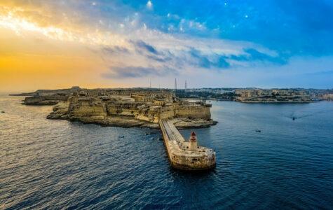 Die Kulturhauptstadt Valletta zeigt sich von ihrer schönsten Seite