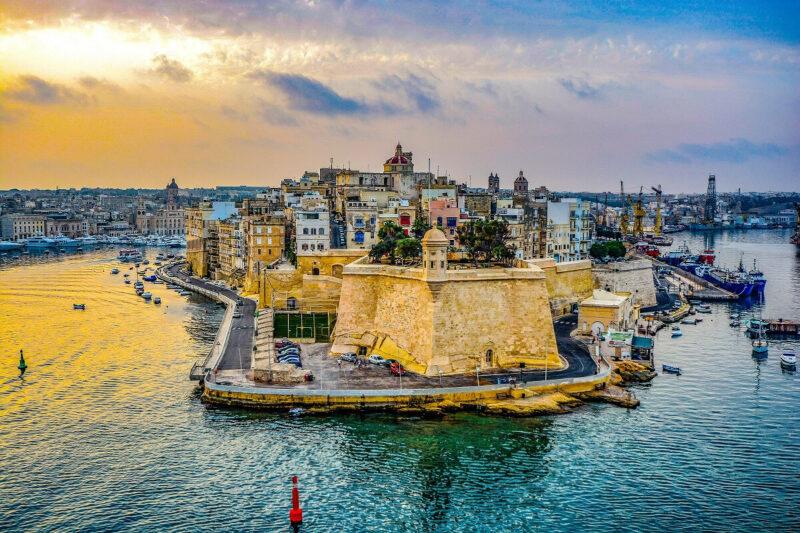 Malta Valletta Kulturhauptstadt