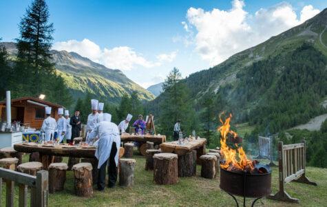 Livignos Gourmetpfad – eine Geschmackslawine