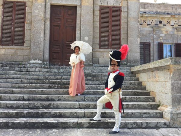 Napoleon- Elba