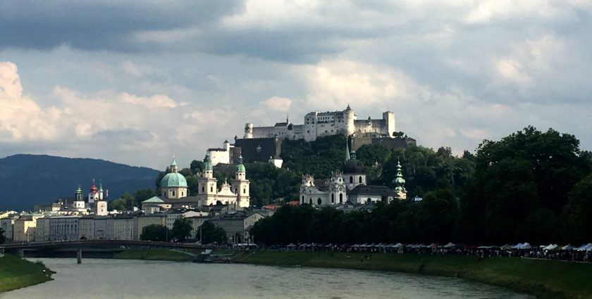 Fünf Tipps für einen Sommertag in Salzburg