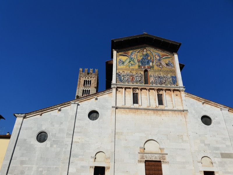 Lucca-Kirche