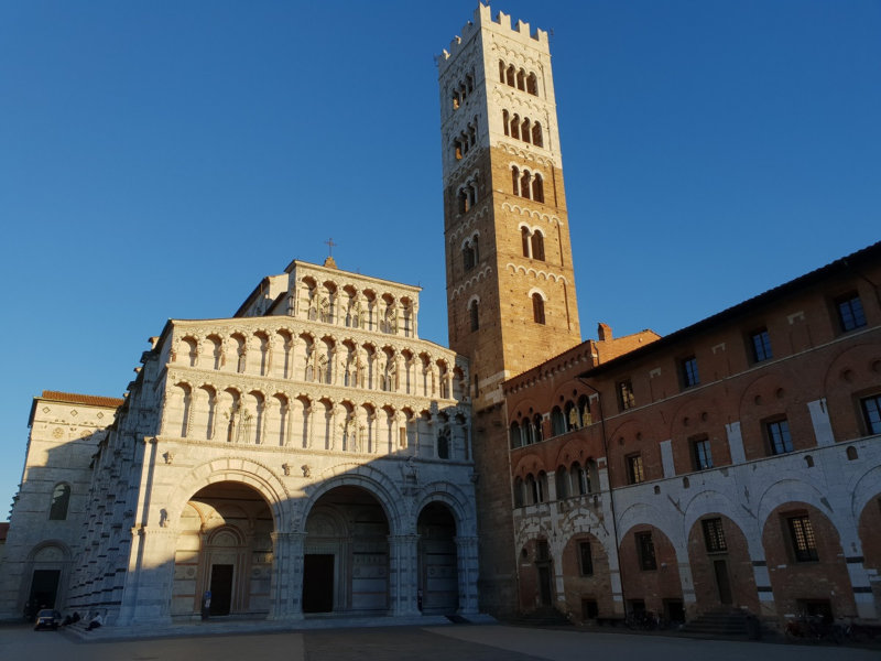 Lucca Kirche