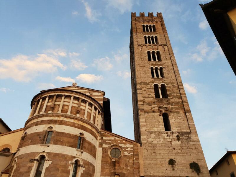 Kirchen und Türme Lucca