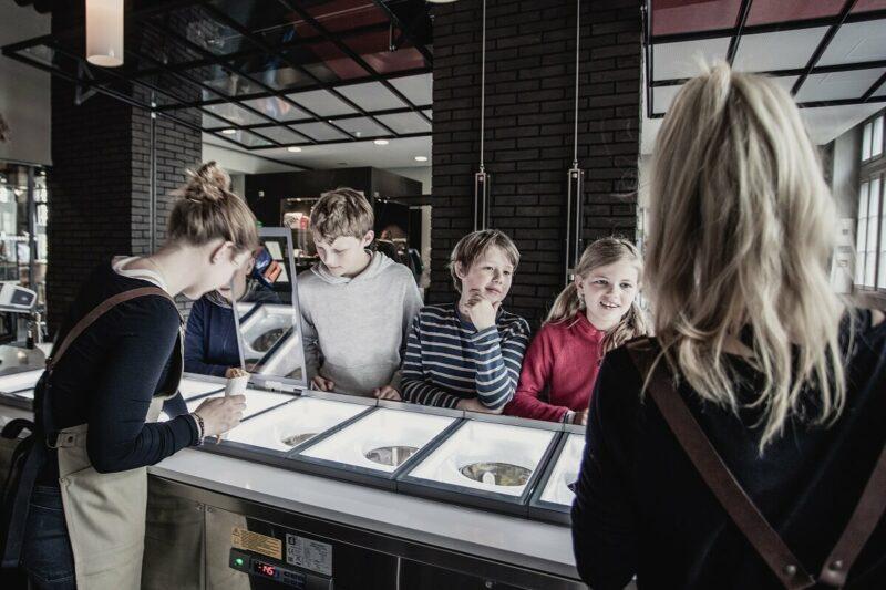 Eiswerkstatt Bern Tramdepot