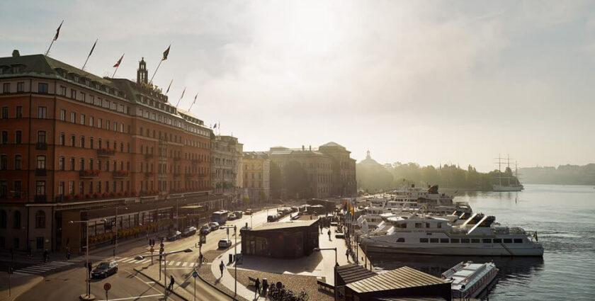 Stockholm, Chocoballen und versunkene Kriegsschiffe
