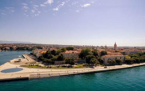 Zwei Highlights in Zadar