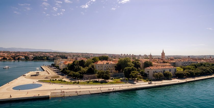 Zwei Highlights in Zadar