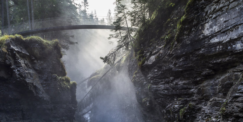 Trutg dil Flem – über 7 Flimser Brücken musst du gehen