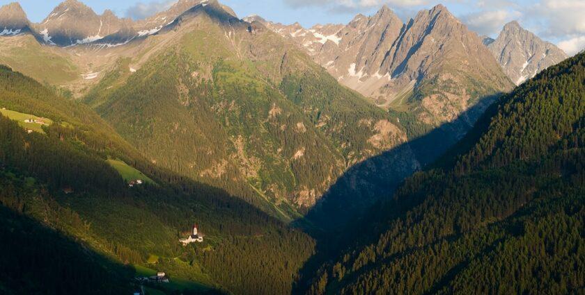 Kraftquelle Natur – Ein Spaziergang im Tiroler Wald