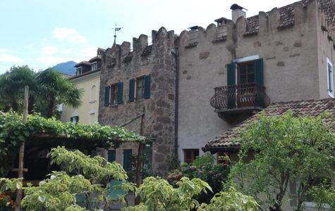 Ein Kleinod in Bozen: das historische Weingut Schmid Oberrautner