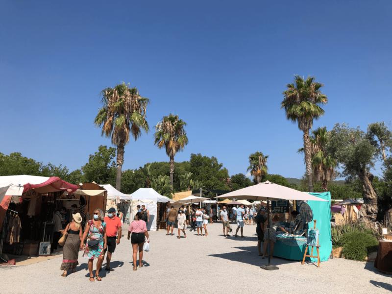 Ibiza Tipp: Hippie-Markt Las Dalias.