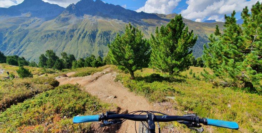 Epic Trail Davos: Mountainbiken wie im Märchen
