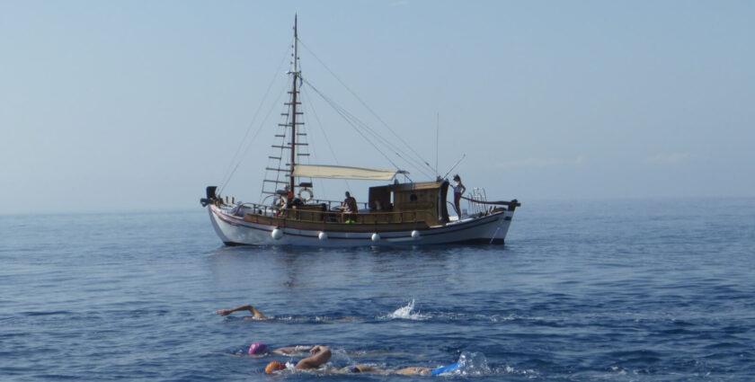 The Big Blue Swim – auf Schwimmreise von Bucht zu Bucht