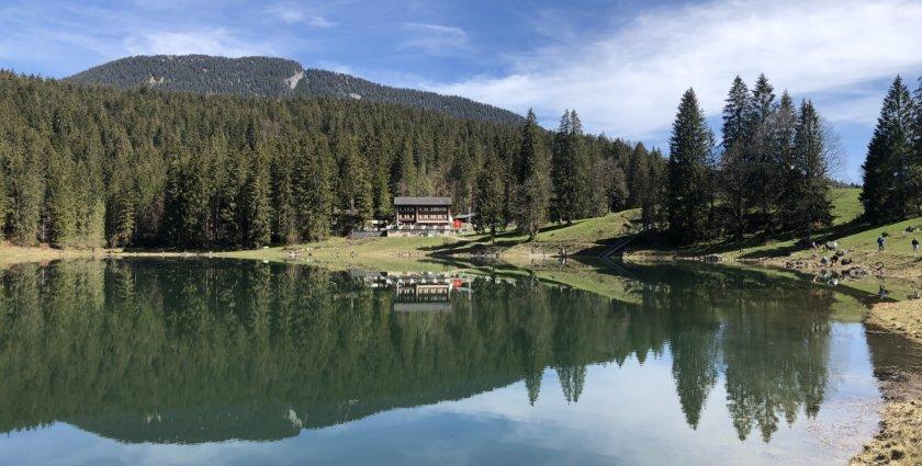 Aha-Erlebnis am Glarner Obersee