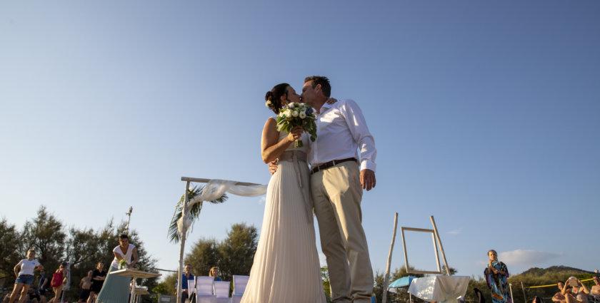 Heiraten auf dem Campingplatz – Sandstrand statt Standesamt